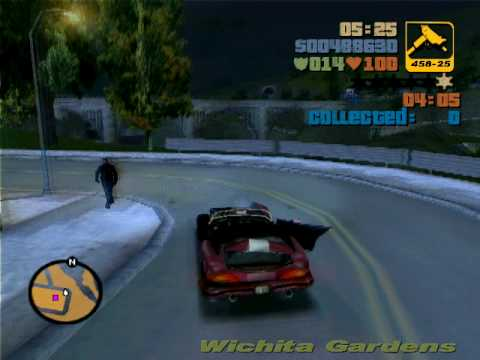 GTA 3: Mission #59- Bullion Run