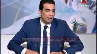 """مؤمن زكريا""""كلمتى مع وائل جمعة وعلاء عبد الصادق سر انتقالى للاهلى"""""""