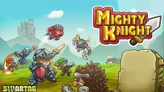 Webgame :: Mighty Knight até o FINAL [100%]