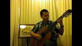 Làng Tôi (Văn Cao) - Classical Guitar Solo
