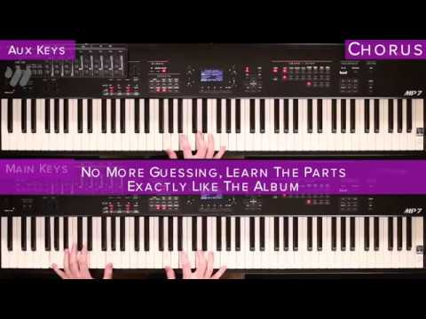 Revelation Song Passion Keyboard Tutorial Youtube