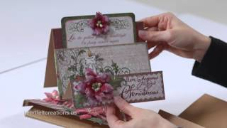 Flip Fold Album and Inserts + Deco Dies and Cards -Video 3