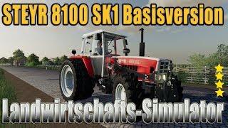 "[""Farming"", ""Simulator"", ""LS19"", ""Modvorstellung"", ""Landwirtschafts-Simulator"", ""STEYR 8100 SK1 Basisversion V 1.0.0"", ""STEYR 8100 SK1"", ""STEYR 8100 SK1 Basisversion"", ""STEYR 8100"", ""LS19 Modvorstellung Landwirtschafts-Simulator : STEYR"", ""LS19 Modvorstel"