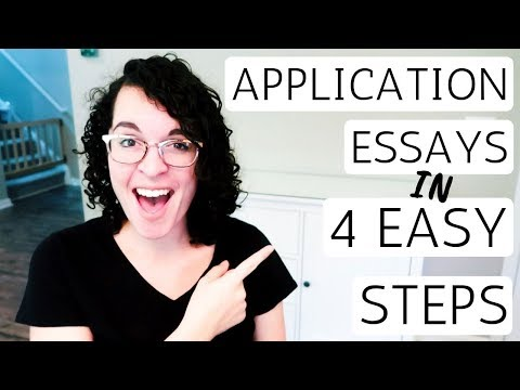 NURSING / NP SCHOOL APPLICATION ESSAY | How To Write One