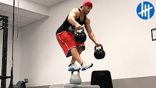 Craziest Workouts Ever feat Eirik   Muscle Madness