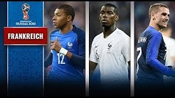 WM 2018 Teamcheck: Das sind Frankreichs Schlüsselspieler