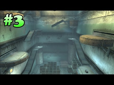Prince of Persia: The Sands of Time Walkthrough - Part 3 (All Life Upgrades) (PS3 HD)