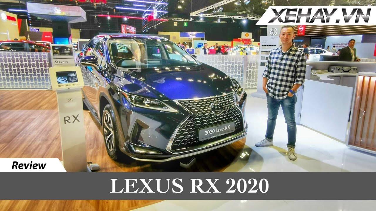 Tìm hiểu nhanh SUV hạng sang Lexus RX 300 2020 |XEHAY.VN|