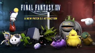 FINAL FANTASY XIV Lord of Verminion Mini-Game Trailer