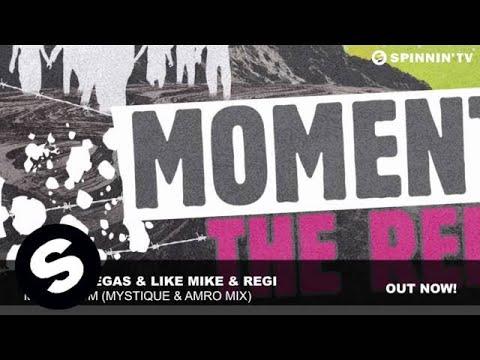 Dimitri Vegas & Like Mike & Regi - Momentum (Mystique & Amro Mix)