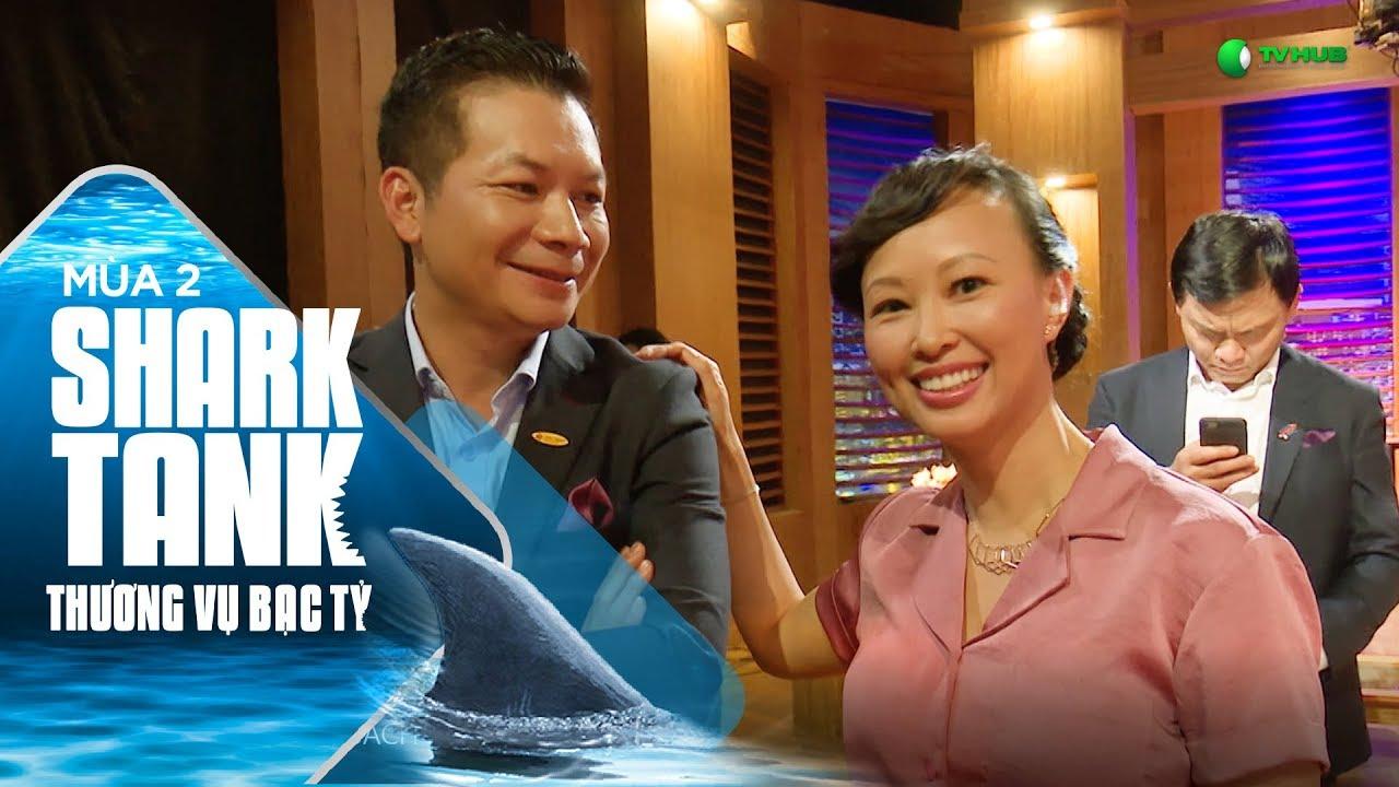 [Hậu Trường] Khám Phá Trường Quay Cùng Shark Linh | Shark Tank Việt Nam | Thương Vụ Bạc Tỷ | Mùa 2