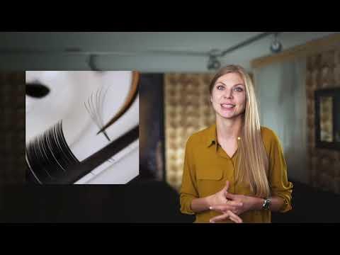 ONLINE MARATHON «LASHMAKER UPGRADE FÜR FÄCHER» - LOCKDOWN konform video
