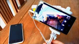 📱 📲📸[教學] 如何解決線控自拍棒無法遙控手機拍照問題    20161201 [宅爸詹姆士] [宅爸詹姆士]