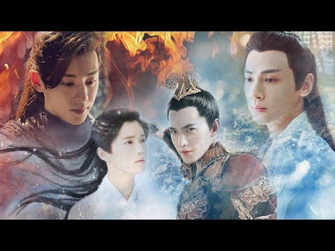 Child Of The Dragon - 4 (final) Ru Nyu & Xu Feng | Ye Hua & Chang Sheng. Feniks_Zadira