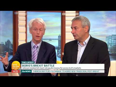 Boris Johnson's Brexit Battle | Good Morning Britain