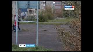 Пожилая женщина скончалась во дворе красноярской школы