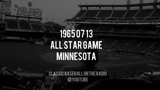 1965 07 13 All Star Game