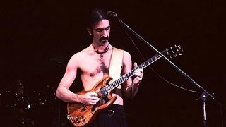 Frank Zappa - Wet T-Shirt Nite Medley, Live In Manchester 1979