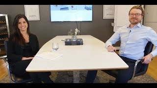 FrontOffice videoblogg mars
