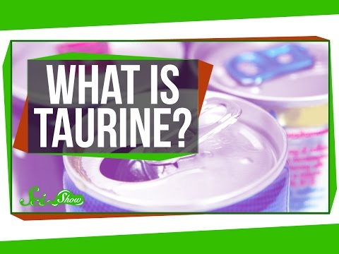 What is Taurine and Why's It in My Energy Drink?