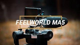 "$169 4K Capable 5"" Camera Monitor - Feelworld MA5 Review"