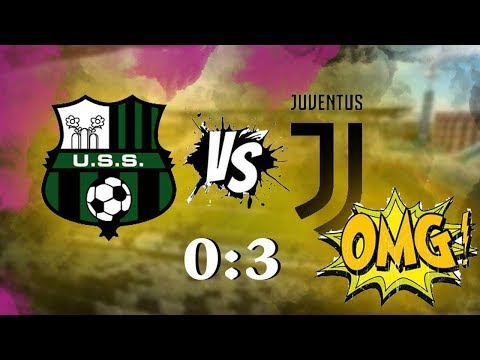Sassuolo 0-3 Juventus ¦ Ronaldo on Target as Champions go 11 points clear ¦ Seria A