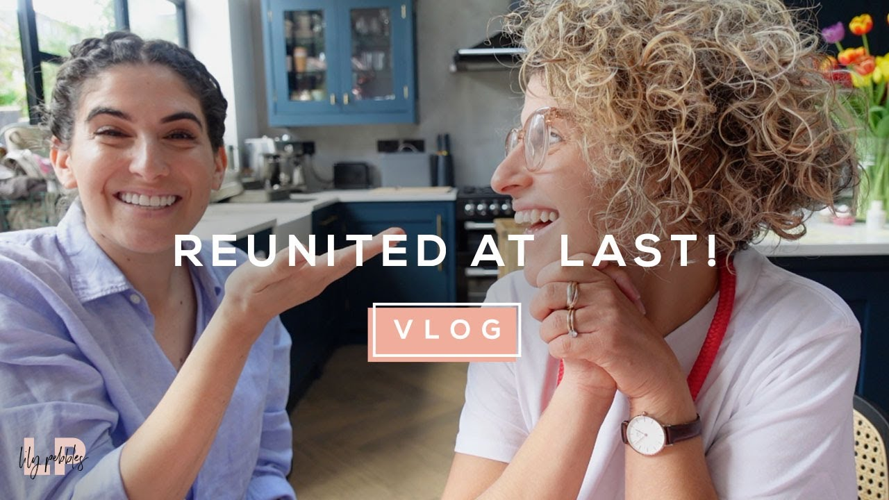 REUNITED WITH HANNAH & CURRENT FAVOURITES | Lily Pebbles