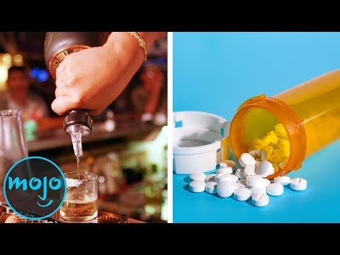 Top 10 Most Addictive Substances In The World