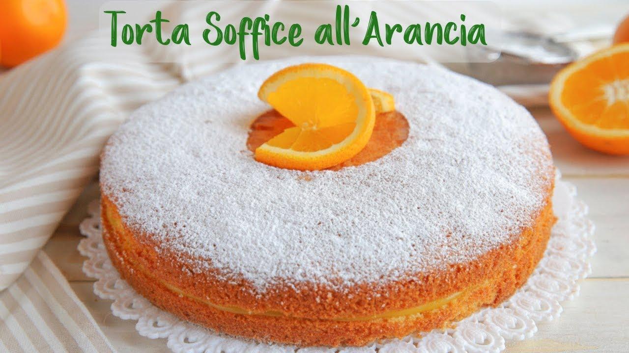 TORTA SOFFICE ALL ARANCIA Ricetta Facile - Super Easy Orange Cake Recipe 1d367e829c