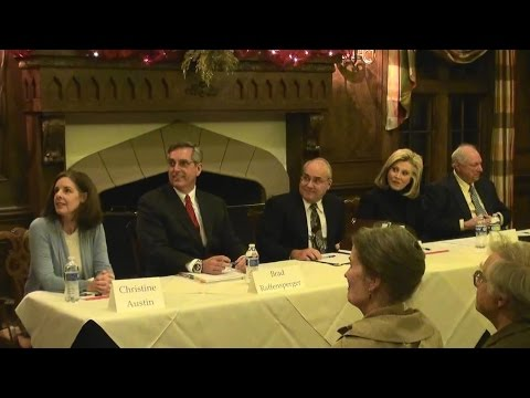 Austin, Raffensperger, Reinecke, Stewart, Troop — Debate for Georgia State House D-50 Seat 12/08/14