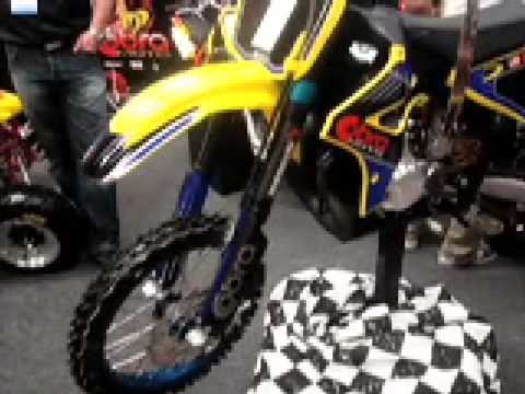 2009 Dealer Expo: Cobra CX65