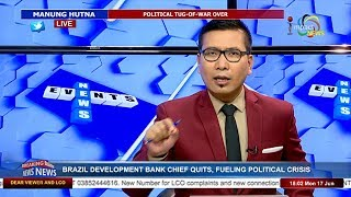POLITICAL TUG-OF-WAR OVER CM POST On Manung Hutna 17 June 2019