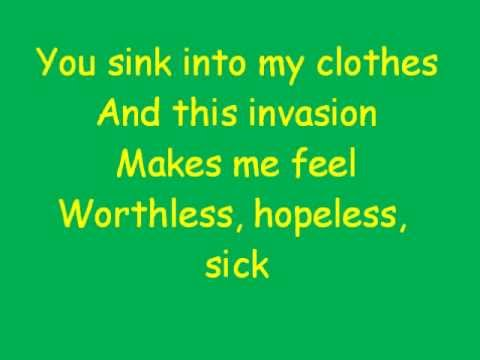 Flyleaf-I'm so sick lyrics