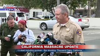 HEARTBREAKING Update On 12 Killed In California Shooting