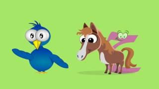 Alphabet Arabe pour Enfants ( Part.1) الحروف العربية للأطفال Arabic For kids