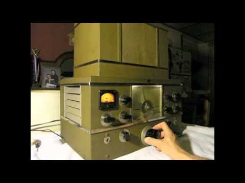 NATIONAL RADIO CORP NC-2-40D