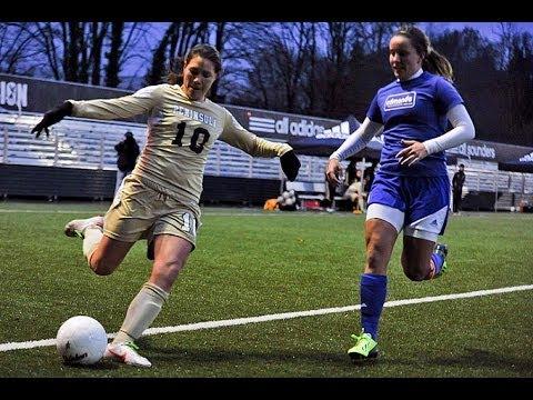 2013 NWAAC Women's Soccer Final Edmonds vs Peninsula (Highlights)