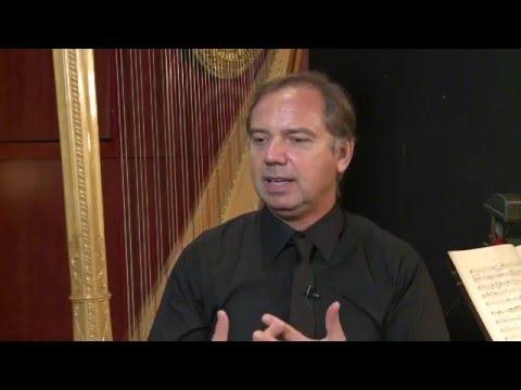 San Antonio Symphony - Sebastian Lang-Lessing on the Barber Violin Concerto, Jan. 29 & 30, 2016