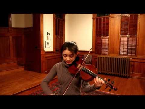 J.S. Bach, Bourree - Jennifer Jeon
