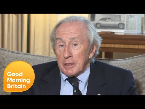 F1 Racing Legend Jackie Stewart on His Wife's Battle With Dementia | Good Morning Britain