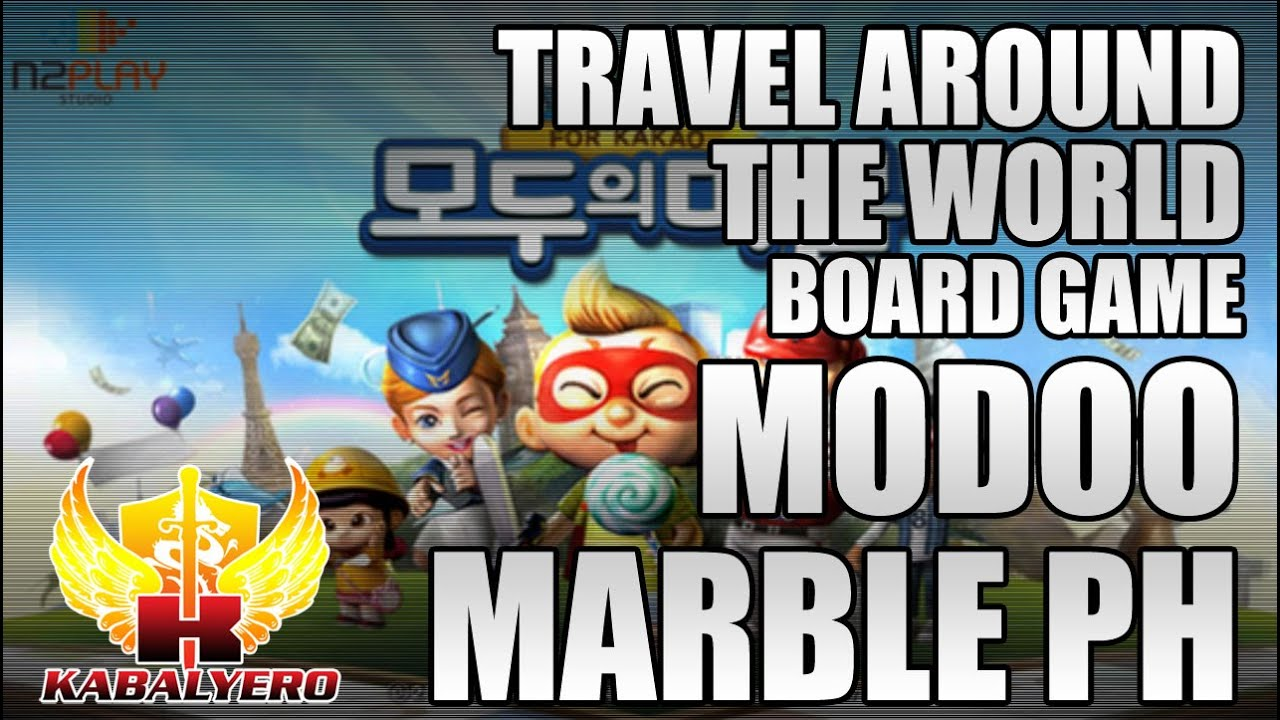 Modoo Marble Philippines, Travelling The World On A Board