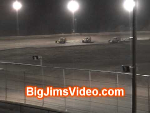 Bridgeport Speedway Outlaw Stock and Modified highlights 4-6-13