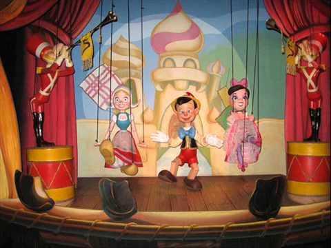 Pinocchio - I've Got No Strings (Remix)