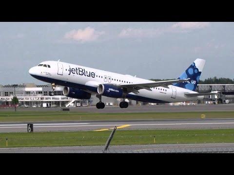 Embraer  e190 takeoff
