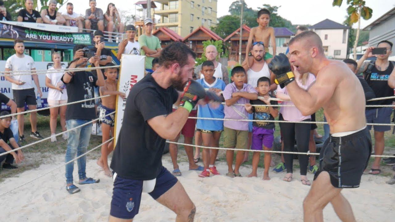 ???????? Boxer vs France ???????? Muay Thai !!!!