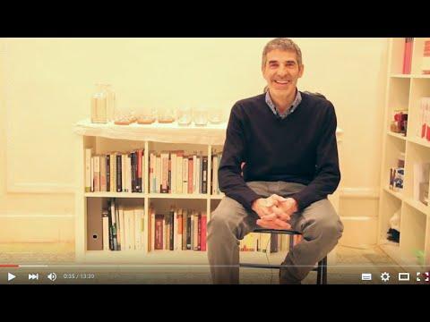 Ferran Ramon-Cortés: hay que aprender a relacionarse.