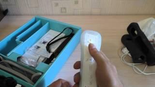 Nintendo Wii. Розпакування б/в консолі