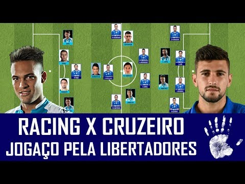 PRÉ-JOGO: RACING X CRUZEIRO (LIBERTADORES)