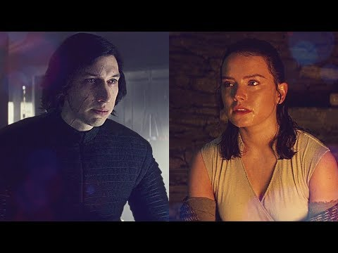 Reylo  Cant Take My Eyes Off You