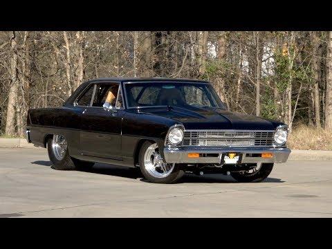 1966 Chevrolet Nova SOLD / 136372
